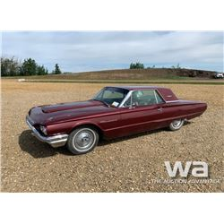 1964 FORD THUNDERBIRD 2-DOOR CAR