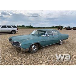 1967 BUICK LESABRE 400 CAR