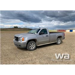 2008 GMC SIERRA 1500 PICKUP