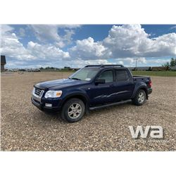 2007 FORD EXPLORER PICKUP