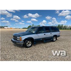 1994 CHEVROLET C1500 STATIONWAGON