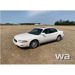 2003 BUICK LESBRE 4-DOOR CAR