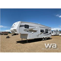2010 JAYCO EAGLE 5TH WHEEL TRAVEL TRAILER