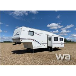 1997 SANDPIPER 5TH WHEEL TRAVEL TRAILER