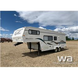 1999 TRAVELAIRE 5TH WHEEL TRAVEL TRAILER