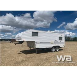 1997 SPRINGDALE 5TH WHEEL TRAVEL TRAILER