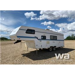1998 FRONTIER W255 5TH WHEEL TRAVEL TRAILER