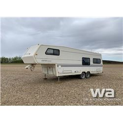 1992 KUSTOM KOACH 5TH WHEEL TRAVEL TRAILER