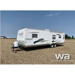 2008 FOREST RIVER TRAVEL TRAILER