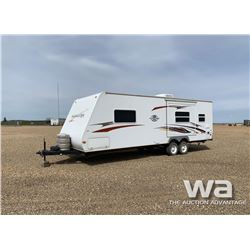 2007 FOREST RIVER SURVEYOR TRAVEL TRAILER
