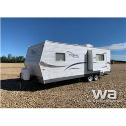 2007 PIONEER 24RKS TRAVEL TRAILER