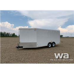 2010 MTI ENCLOSED CAR HAULER