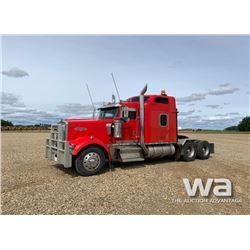 2003 KENWORTH W900B T/A TRUCK