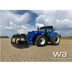 2014 NEW HOLLAND T.165 MFD TRACTOR