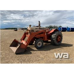 CASE 730 2WD TRACTOR