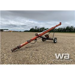 "BRANDT 8"" X 30 FT. GRAIN AUGER"