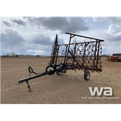 28 FT. PASTURE HARROWS