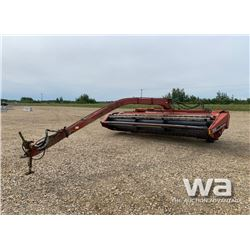 1990 CASE 8380 16 FT. PIVOT TONGUE HAYBINE