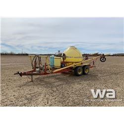 COMPUTORSPRAY 647/2 60 FT. T/A SPRAYER