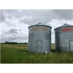 BUTLER 1900 BUS. 4 RING X 14 FT. GRAIN BIN