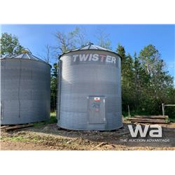 TWISTER 5 RING GRAIN BIN