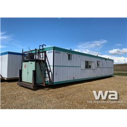 2002 TRAVCO 12 X 48 FT. OFFICE WELLSITE