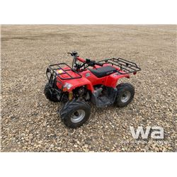 2008 ZSTAR KIDS 4 WHEELER ATV