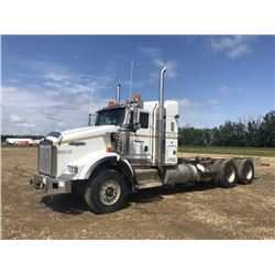 2005 KENWORTH T800 CAB & CHASSIS