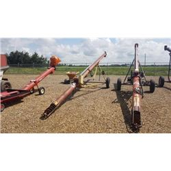 "FARM KING 7"" X 36 FT. AUGER"