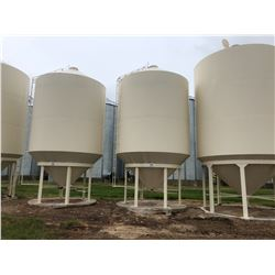 ECHO 55 TON HOPPER FERTILIZER BIN