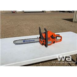 2013 HUSQVARNA 240 CHAINSAW