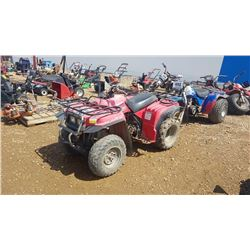 1999 YAMAHA BEAR TRACKER ATV