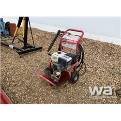 EXCELL 11 HP PRESSURE WASHER