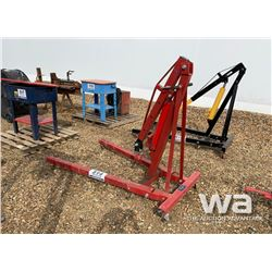 KING CANADA 2 TON SHOP HOIST