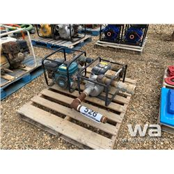 "(2) 2"" WATER PUMPS"