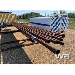 (11) PIECE DRILL STEM PIPE