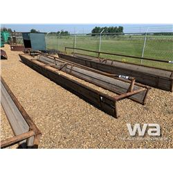 24 FT. SILAGE BUNK FEEDER