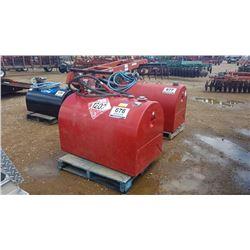 2012 CAN/WEST 630 L STEEL SLIP TANK