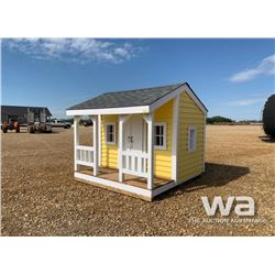 8 X 8 FT. PLAY HOUSE