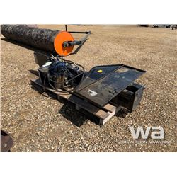 SKID STEER VIBRATORY POST POUNDER