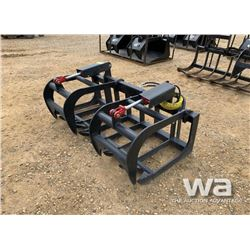 "60"" SKID STEER ROCK BUCKET"