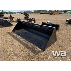 "HLA 120"" SNOW BUCKET"