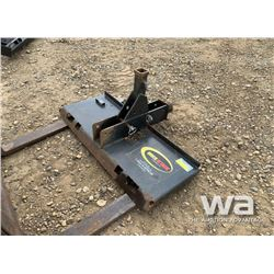 Q/C SKID STEER HITCH