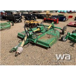 JOHN DEERE 609 TRAIL TYPE MOWER