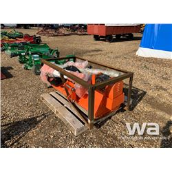 FM125 OFFSET DITCH FLAIL MOWER