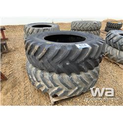 (2) 20.8-38 TRACTOR TIRES