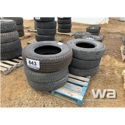 (6) TIRES