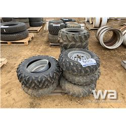 ATV TIRES & RIMS
