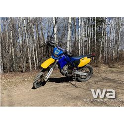 1998 YAMAHA WR400F DIRT BIKE