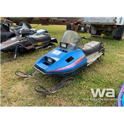 1991 POLARIS 250 SNOWMOBILE